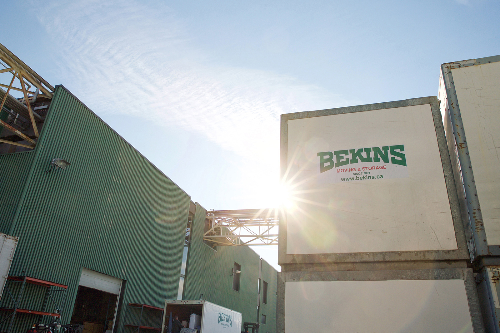 Bekins Moving & Storage Vancouver Island Canada Moving