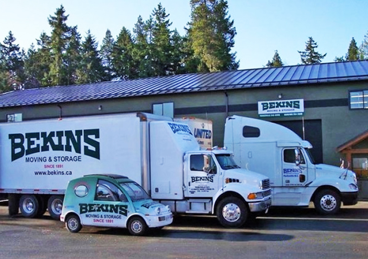 House Movers Vancouver Island Bc